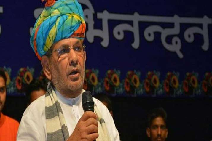 sharad yadav- India TV