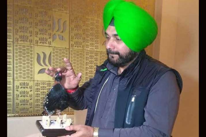 Navjot Singh Sidhu- India TV