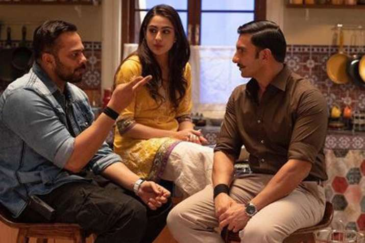 Simmba box office collection Day 1- India TV
