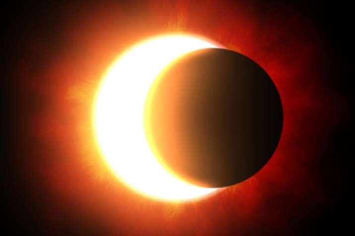 Solar Eclipse- India TV