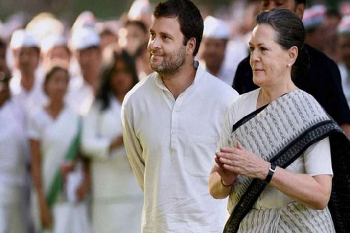 SC allows IT department to continue with the tax re-assessment for the year 2011-12 of Rahul Gandhi - India TV