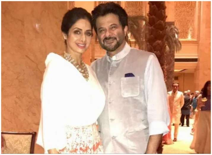 Sridevi and anil kapoor- India TV