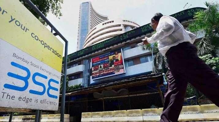 stock exchange- India TV Paisa