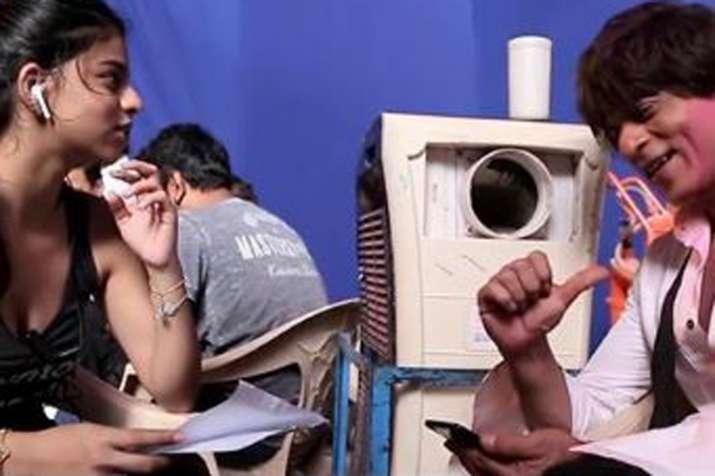 Suhana Khan, Shah Rukh Khan- India TV