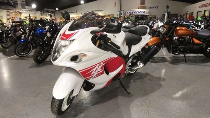 suzuki hayabusa- India TV Paisa