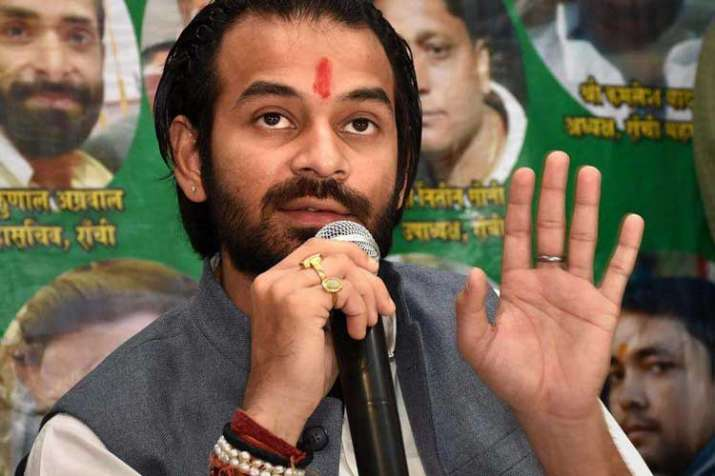 Tej Pratap Yadav- India TV