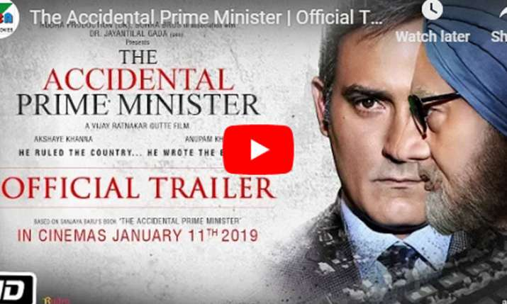 The Accidental Prime Minister - India TV