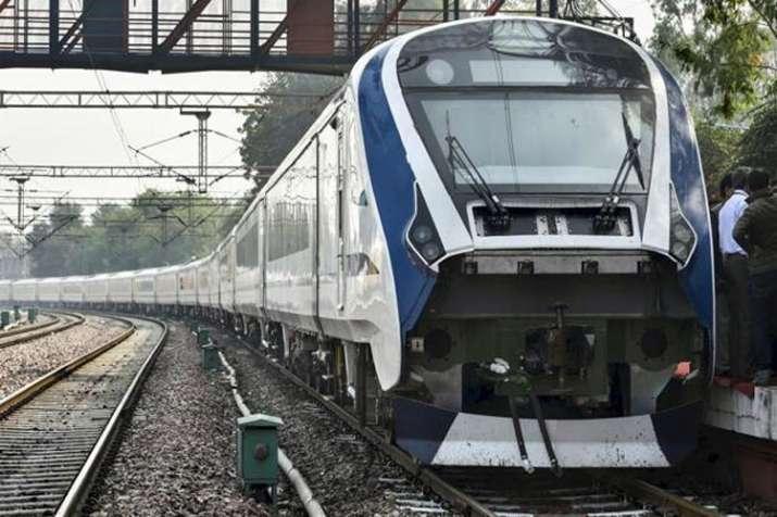 Train 18, India's first engine-less train, breaches 180 kmph during trials | PTI- India TV