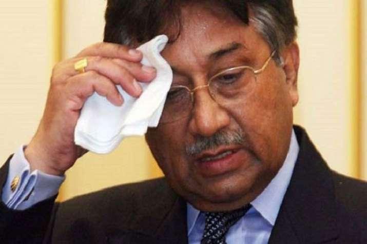 Parvez Musharraf- India TV