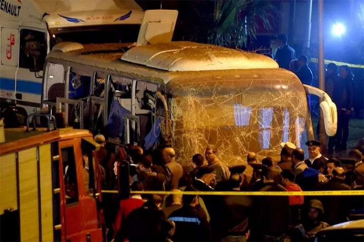 Bomb Blast in egypt- India TV