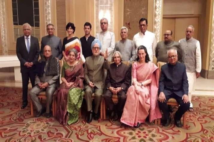 accidental Prime Ministe- India TV