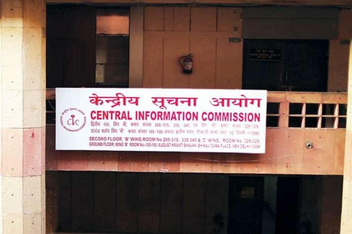 Chief Information Commissioner- India TV