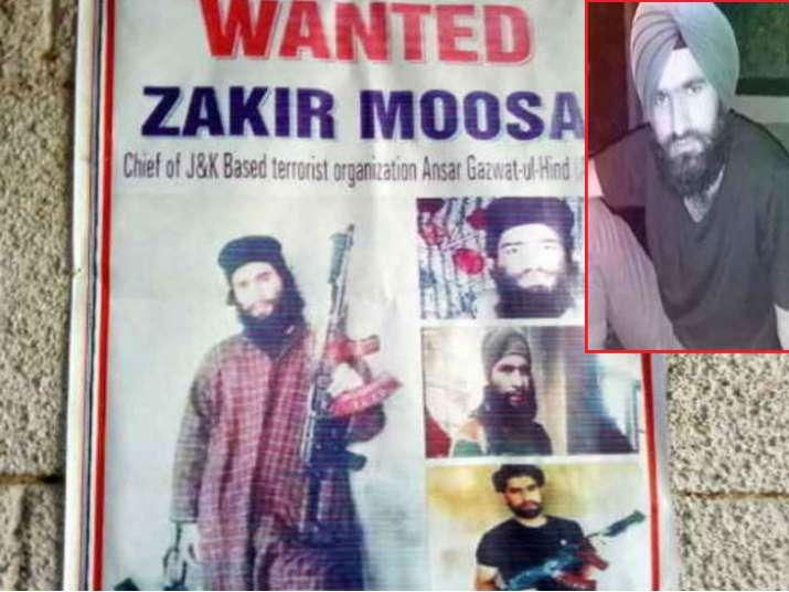 Zakir Moosa- India TV