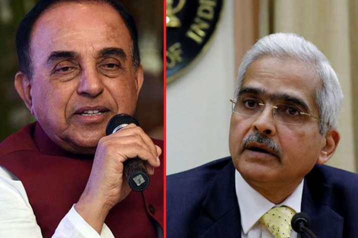 Swami and Shaktikant Das- India TV