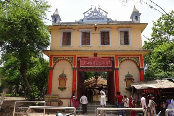 Varanasi Sankat Mochan Temple- India TV