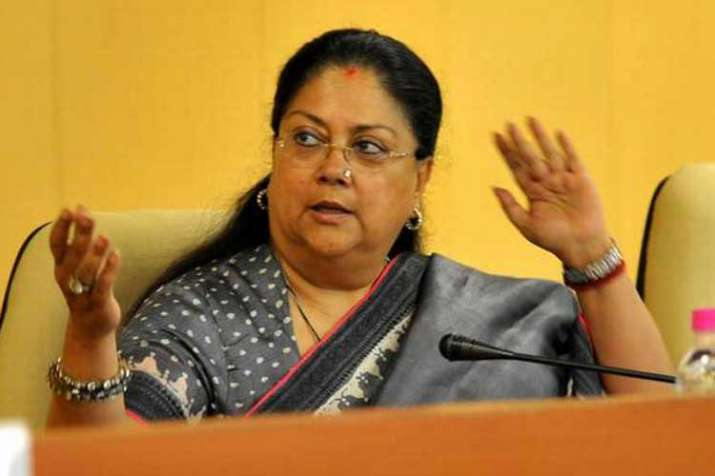 vasundhara raje- India TV