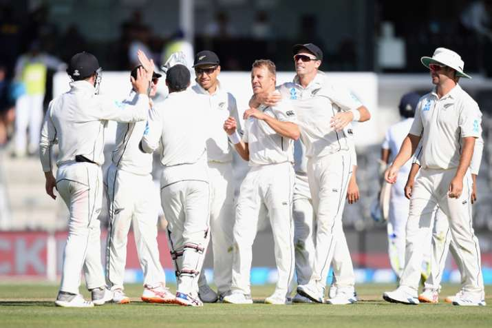Team New Zeland- India TV
