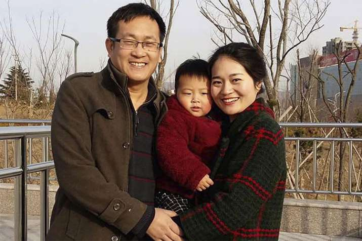 China puts human rights lawyer Wang Quanzhang detained for 3 years on trial   AP File- India TV