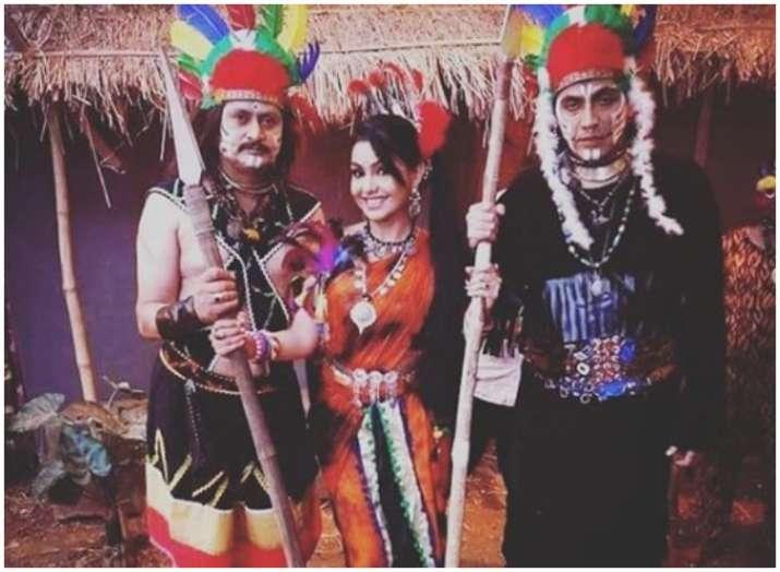 bhabhi ji ghar par hain team- India TV