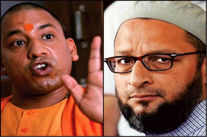 Asaduddin Owaisi slams back to yogi adityanath by saying zero in history- India TV