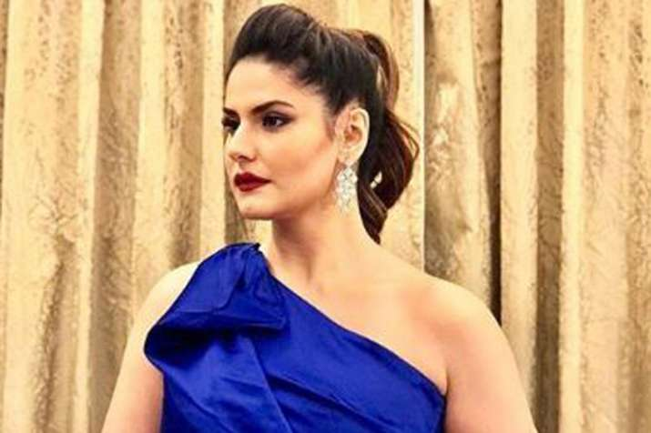 Zareen Khan- India TV