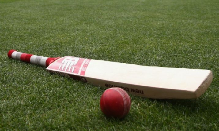 Cricket Bat and Ball- India TV