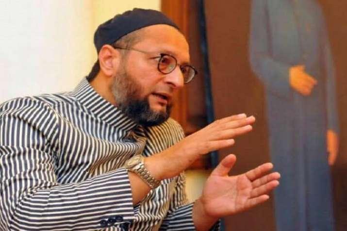 AIMIM प्रमुख असदुद्दीन...- India TV