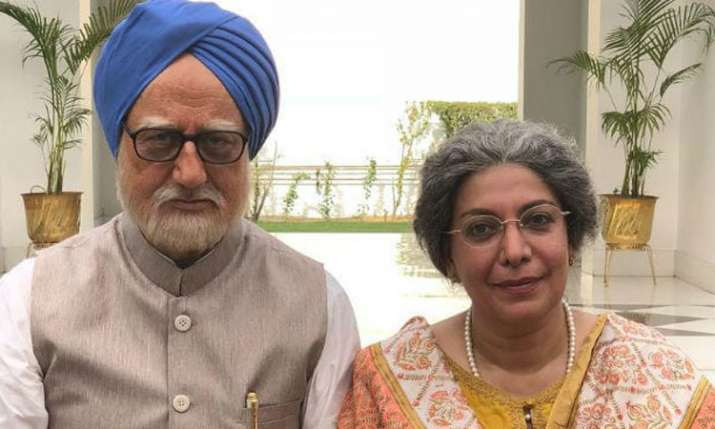 The Accidental Prime Minister- India TV