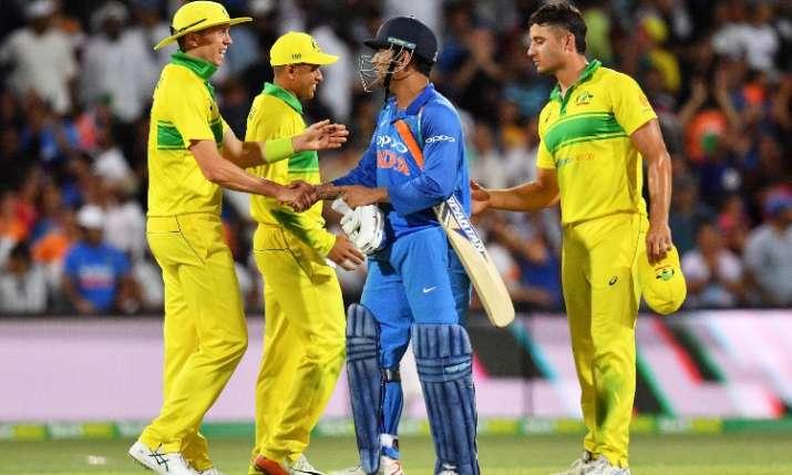 India vs Australia, 3rd ODI- India TV