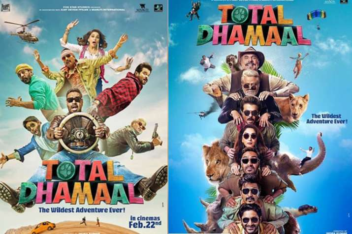 Total Dhamaal- India TV