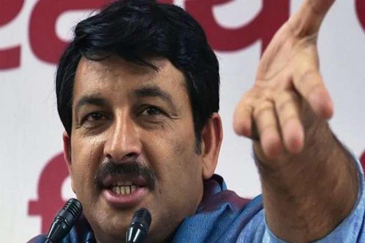 BJP नेता मनोज तिवारी ने...- India TV
