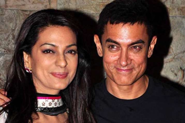 Aamir Khan Juhi Chawla fought during shooting of Ishq and did not speak for 7 years- India TV