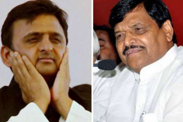Shivpal Yadav ready to tie up with Congress after SP-BSP seal UP alliance | PTI File- India TV