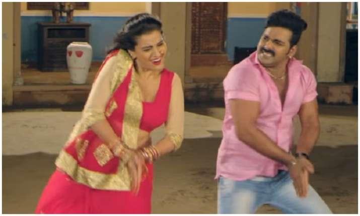 pawan singh and akshara singh- India TV