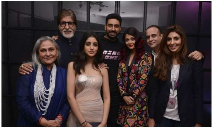 bachchan family- India TV