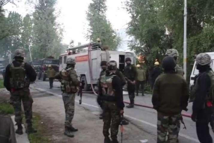 Jammu and Kashmir: Seven injured in grenade attack in Anantnag | PTI Representational- India TV