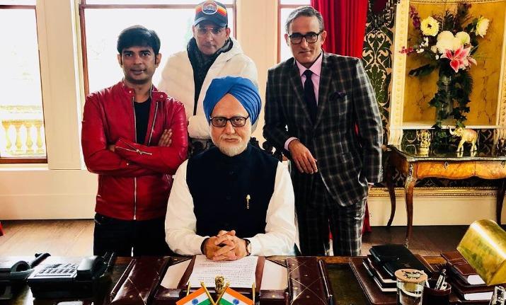 द एक्सीडेंटल प्राइम...- India TV