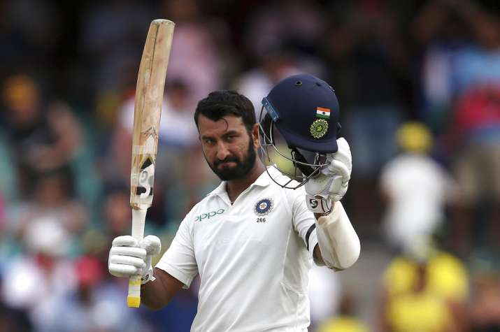 Cheteshwar Pujara- India TV