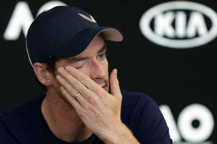 Andy Murray- India TV