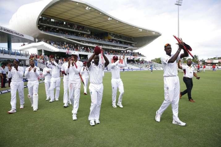 1st Test: वेस्टइंडीज ने रोका इंग्लैंड का विजयरथ, 381 रनों से रौंदकर हासिल की सबसे बड़ी जीत- India TV
