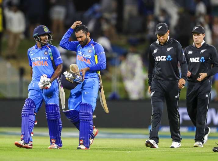 वर्ल्ड कप से पहले अभ्यास मैचों में न्यूजीलैंड और बांग्लादेश से खेलेगा भारत - India TV