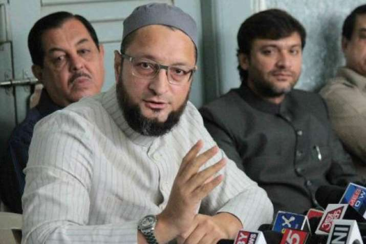 AIMIM leader Asaduddin Owaisi takes dig at PM Modi after Nitin Gadkari's 'promises' remark- India TV