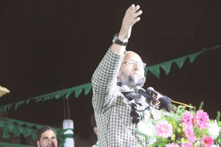 Reject national parties, Asaduddin Owaisi tells dalits, Muslims, Adivasis | Facebook- India TV