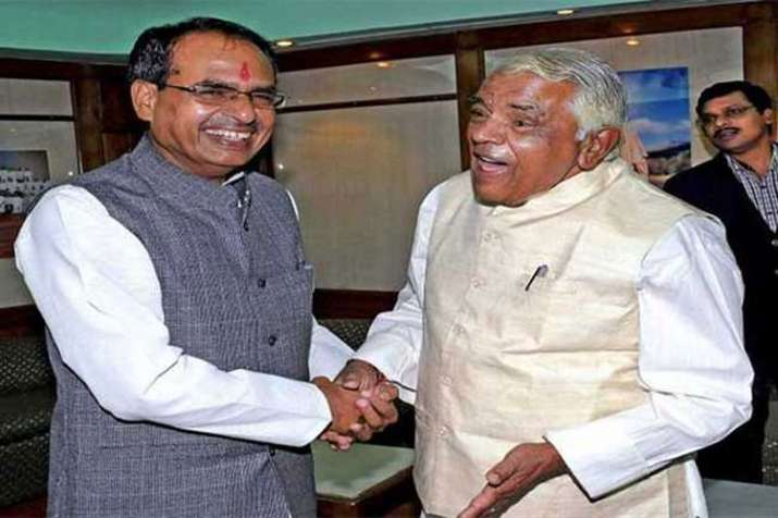 Congress offers Lok Sabha ticket to former CM and senior BJP leader Babulal Gaur from Bhopal- India TV