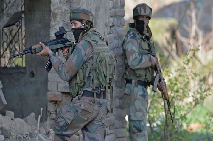 Baramulla becomes the first district of Kashmir with no surviving militant- India TV