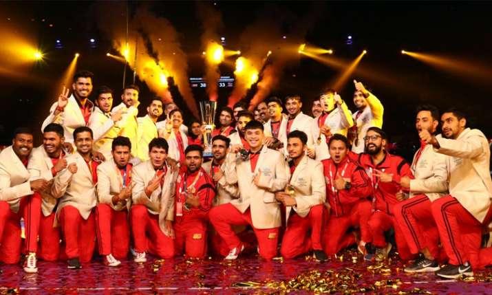 Bengluru Bulls- India TV
