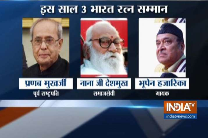 Bharat Ratna- India TV