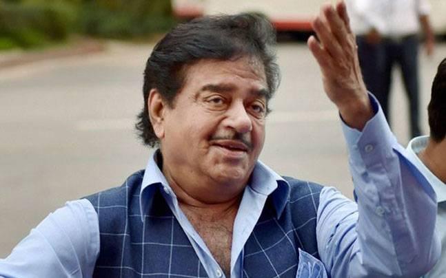 शत्रुघन सिन्हा- India TV