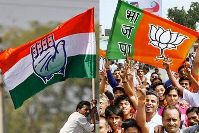 congress bjp- India TV
