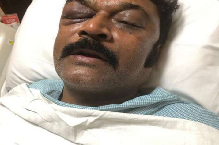 Congress MLA Anand Singh taking treatment in Apollo Hospital- India TV